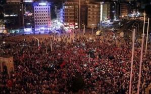 مظاهرات شعبية في تركيا احتجاجًا على غلاء المعيشة