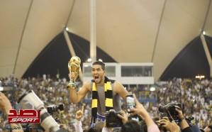 """100 صورة بعدسة """"رصد نيوز"""" ترصد فرحة الاتحاديين في نهائي كأس ولي العهد"""