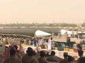 """الصواريخ الاستراتيجية لأول مرة في تاريخ المملكة في """"سيف عبدالله"""""""