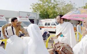 #وزارة_الصحة تحذر الحجاج من أدوية تزيد خطر الإصابة بضربات الشمس