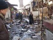 تفجير انتحاري عند مسجد للشيعة في بغداد واخر ضد قوات للجيش شمال العراق