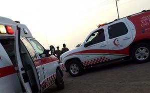 وفاة وإصابة 27 معتمرًا آسيويًا إثر حادث مروع بطريق المدينة المنورة-مكة