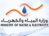 إيصال خدمات الكهرباء والمياه لمخططات المنح قريباً