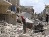 طيران نظام الأسد يشن 46 غارة جوية على المدنيين في سوريا
