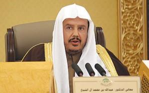 آل الشيخ: استضافة المملكة لثلاث قمم مهمة يجسد دورها المؤثر على الساحة الدولية
