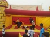 """فعاليات وأنشطة ضمن المركز الصيفي بـ""""مدرسة العطاء"""""""