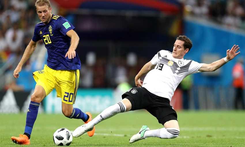 ألمانيا تخطف فوزًا قاتلًا أمام السويد