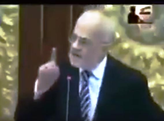 الجعفري..عميل فارسي بمنصب وزير الخارجية يطالب إيران بفتح مياه دجلة والفرات