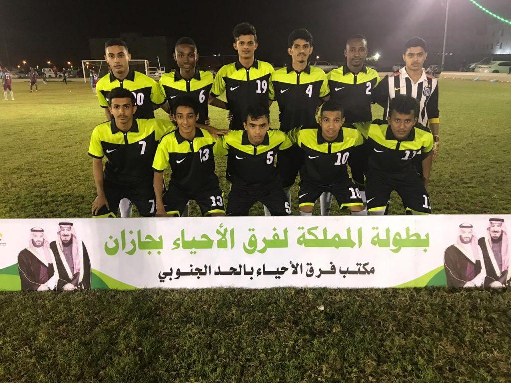 انطلاق الجولة الثالثة من الدوري التصنيفي لمكتب فرق الأحياء بالحد الجنوبي