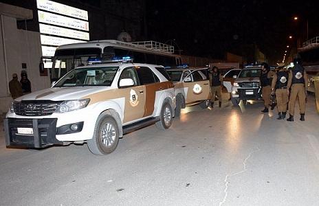 شرطة الرياض تطيح بـ 4 مواطنين ارتكبوا عددا من جرائم السرقة