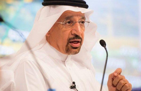 الفالح: الهجمات التخريبية لم تؤثر على إنتاج المملكة من النفط