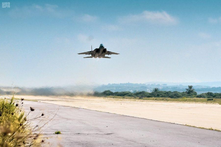 قائد القوات الجوية يرعى غدًا اختتام المناورات السعودية التونسية