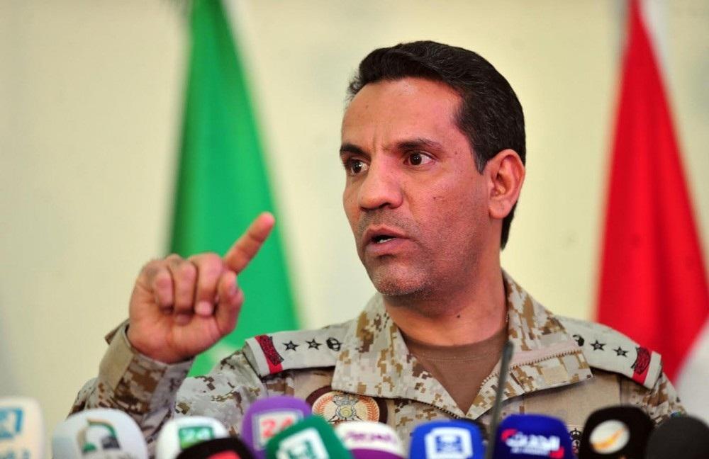 """""""التحالف"""": تدمير دفاع جوي معادٍ تابع للحوثيين من نوع """"سام 6"""""""