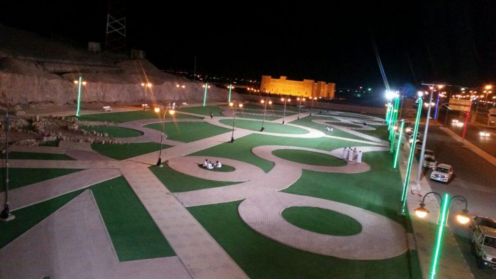 بلدية الحناكية تنهي جميع ترتيباتها للاحتفال بعيد الفطر