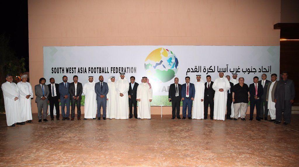 آل الشيخ يعلن تأسيس اتحاد جنوب غرب آسيا