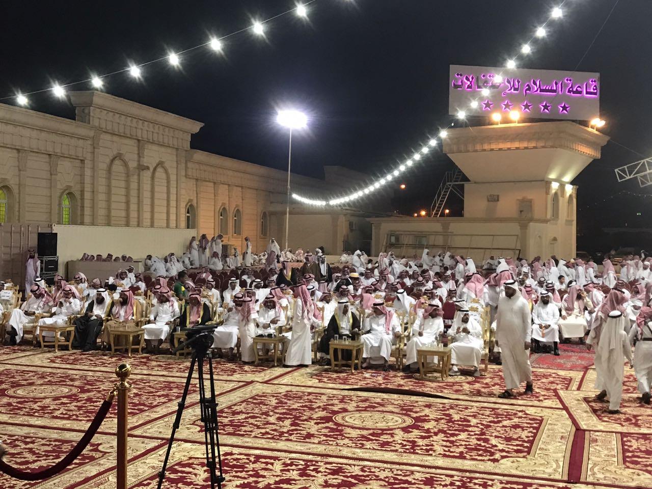 حفل زواج قبيلة الحنشة