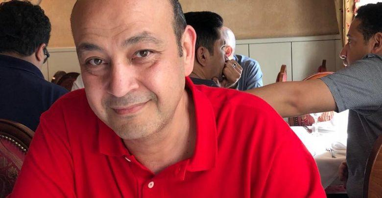 آل الشيخ: عمرو أديب أغلى مذيع في الشرق الأوسط