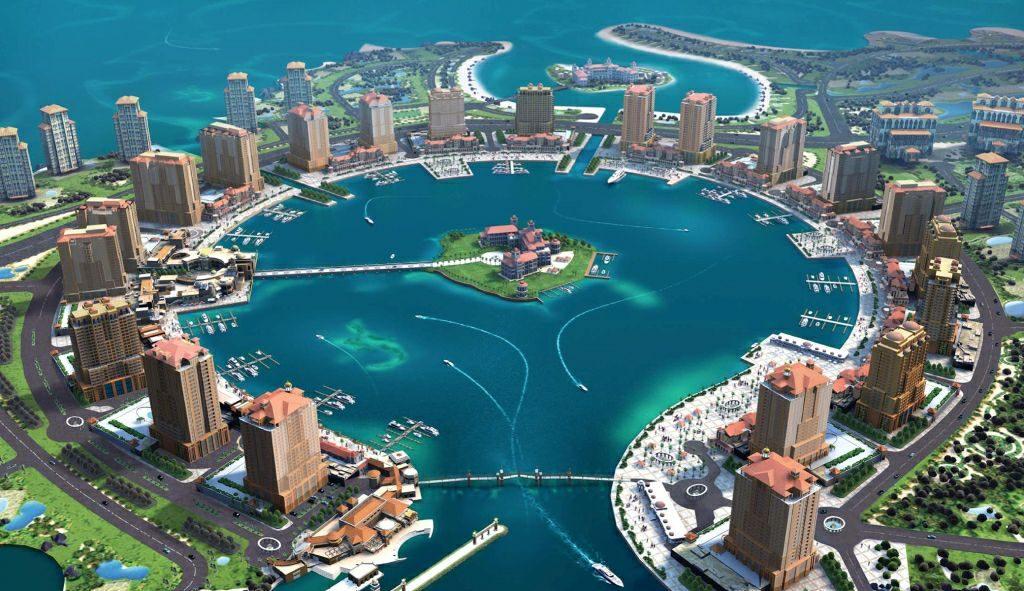 """قناة سلوى البحرية تثير حفيظة القطريين على """"تويتر"""""""