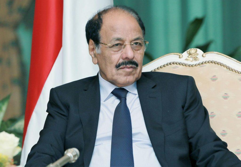 نائب الرئيس اليمني يشيد بدعم المملكة لمحطات الكهرباء في بلاده