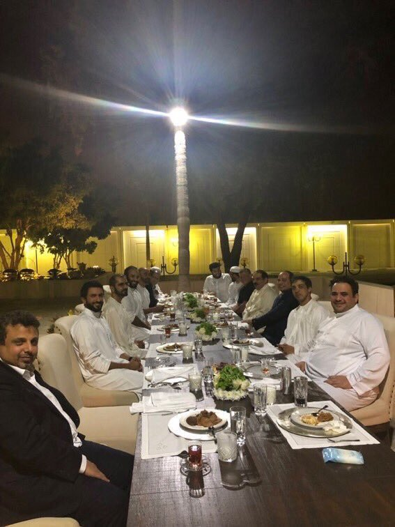 صورة للقادة العرب أثناء المشاركة في القمة الـ29 بالسعودية