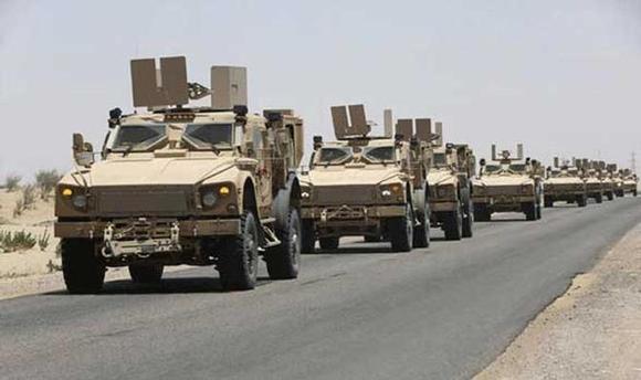 الجيش اليمني يستهدف بهجوم صاروخي تحركات للميلشيا الحوثي في البيضاء