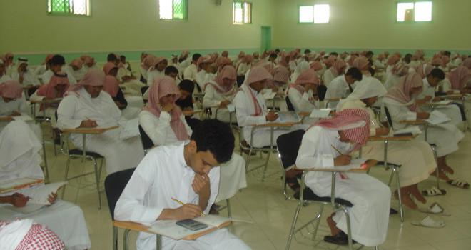 157 طالباً يؤدون اختبارات نظام التسريع بالمنطقة الشرقية