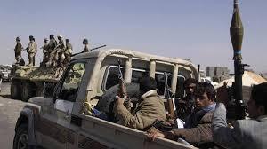 ميليشيا الحوثي تحمي لصوص الآثار وتنهب متفجرات مصانع الإسمنت اليمنية