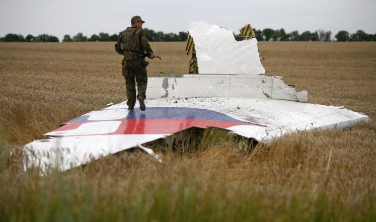 أوباما: الطائرة أسقطت بصاروخ أطلق من منطقة خاضعة للانفصاليين