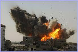 خمسة شهداء والعديد من الجرحى في غزة