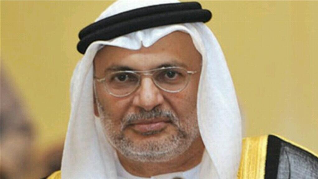 """""""قرقاش"""" يجلد قطر بعد مرور عام على المقاطعة.. وهكذا وصف تعاملها مع الأزمة"""