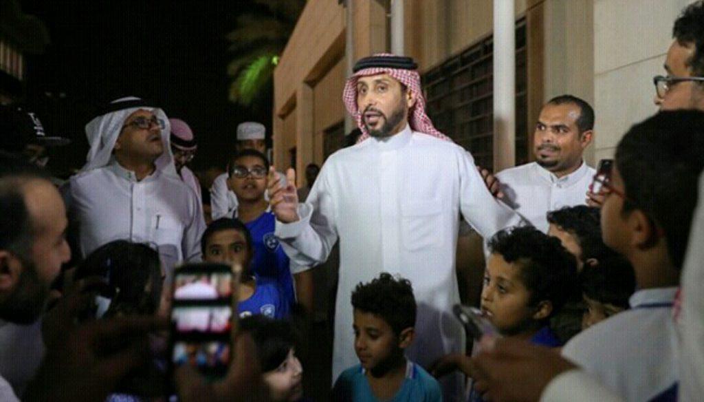 ماهو أول قرار أصدره سامي الجابر عقب توليه رئاسة الهلال؟