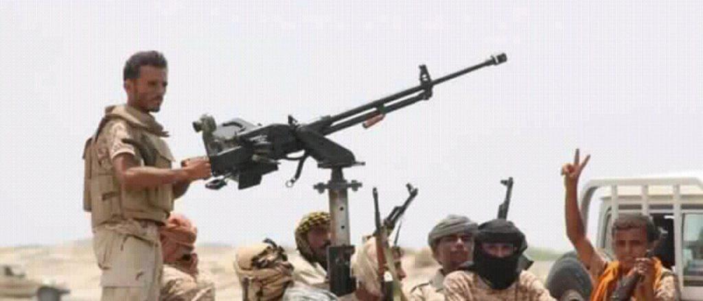 الجيش اليمني يحرر ثلاثة مواقع جديدة في البيضاء