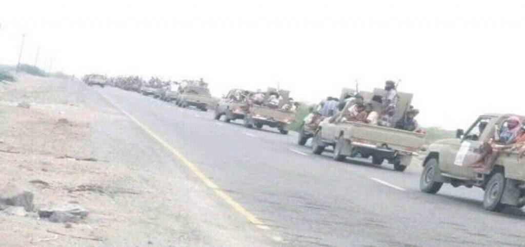 الجيش اليمني يسيطر على ضاحية النخيلة جنوبي الحديدة
