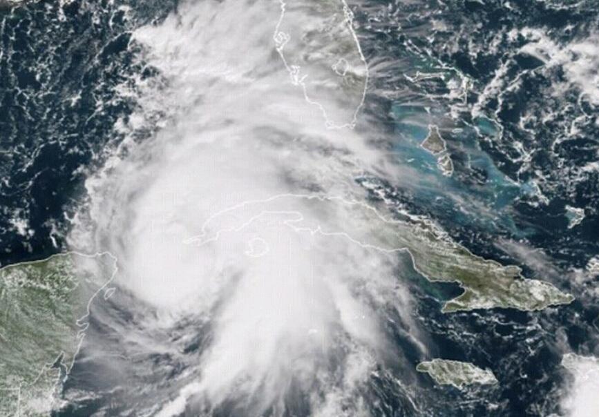 إعلان حالة الطوارئ في ولاية فلوريدا الأمريكية بسبب مايكل