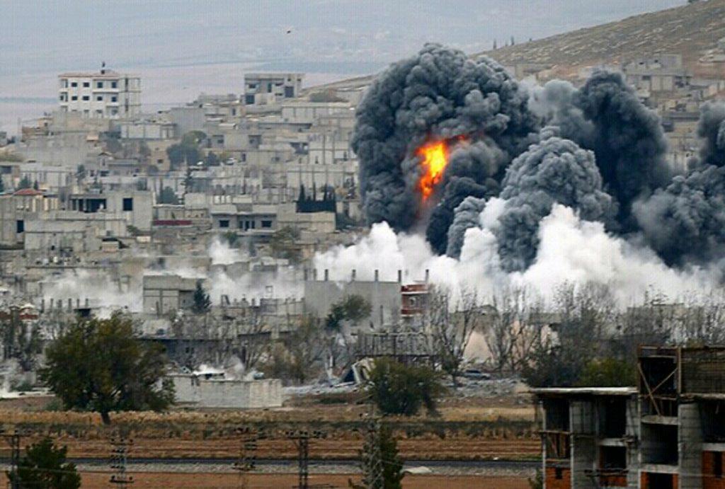 انفجار مستودع أسلحة للحوثيين قرب الحديدة