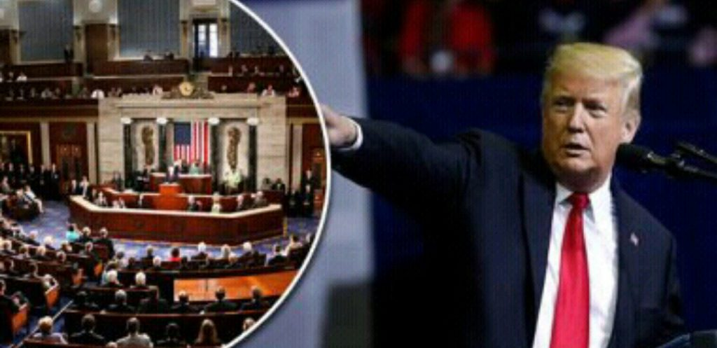 """ترامب معلقاً على انتخابات التجديد النصفى للكونجرس الأمريكى: """"نجاح باهر"""""""