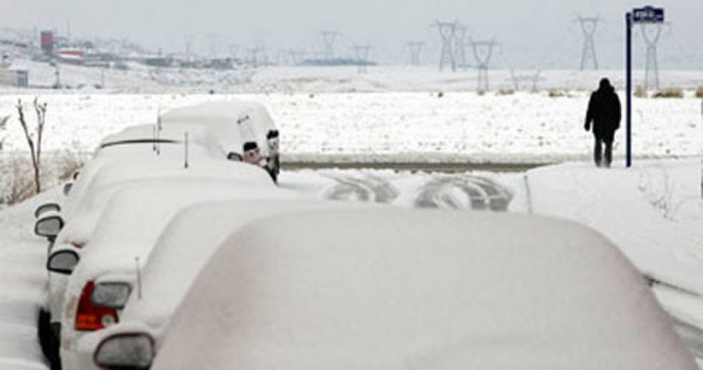 مصرع 64 شخصًا في أوكرانيا بسبب البرد