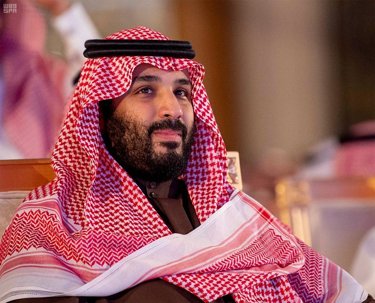 الأمير محمد بن سلمان يطلع على عرضٍ لمنتجع شرعان