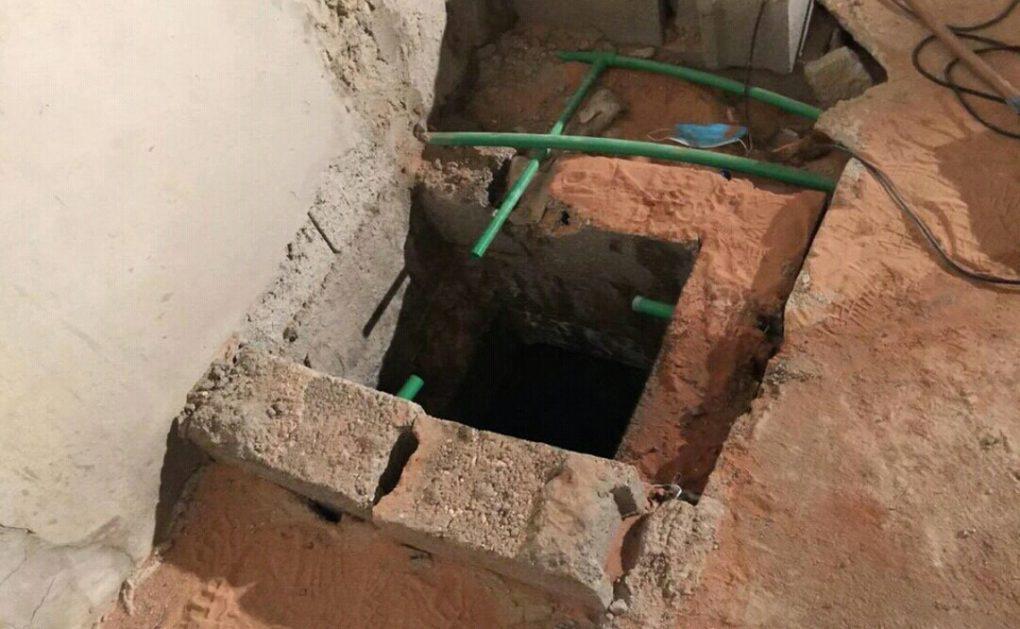 استخراج جثة مواطن سقط في خزان مياه بعمارة في القصيم