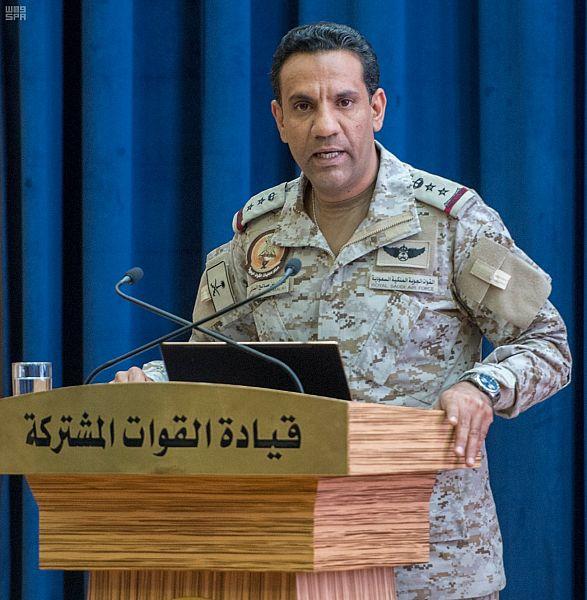 التحالف: اعتراض وتدمير 6 صواريخ حوثية استهدفت المملكة
