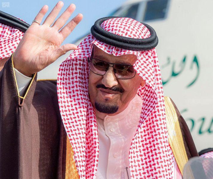 الديوان الملكي: خادم الحرمين يغادر المستشفى بعد أن منّ الله عليه بالصحة والعافية
