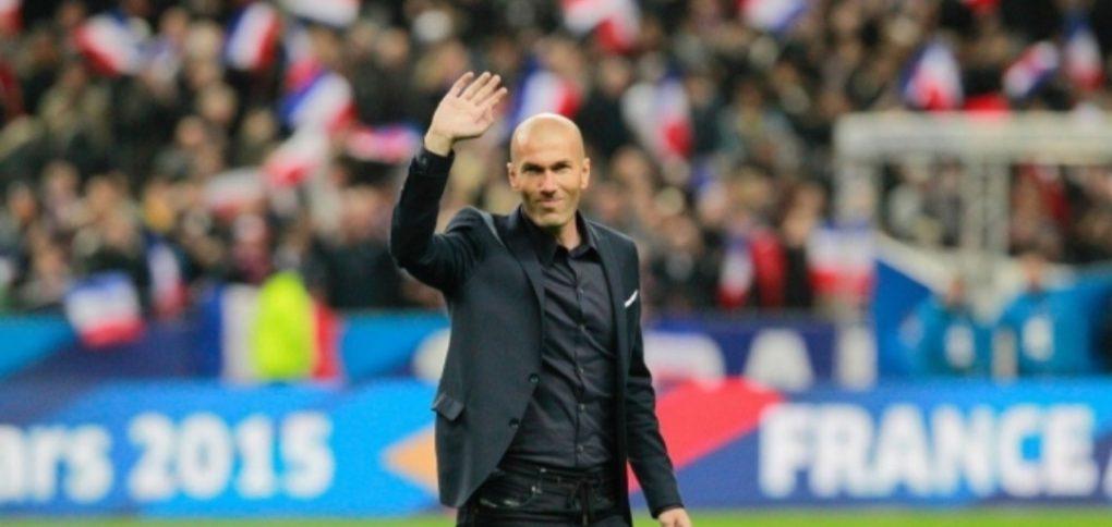 زين الدين زيدان مدرباً لريال مدريد لمدة 3 سنوات