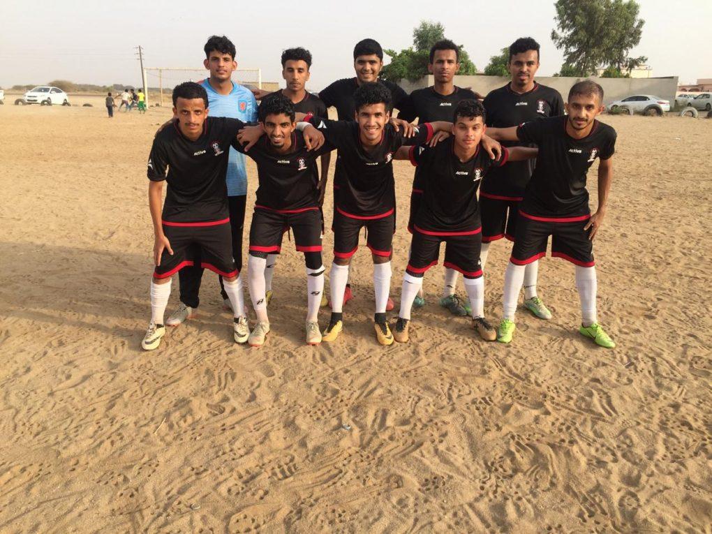 فريق مجعر يتجاوز أبو المض ويتأهل إلى نصف النهائي