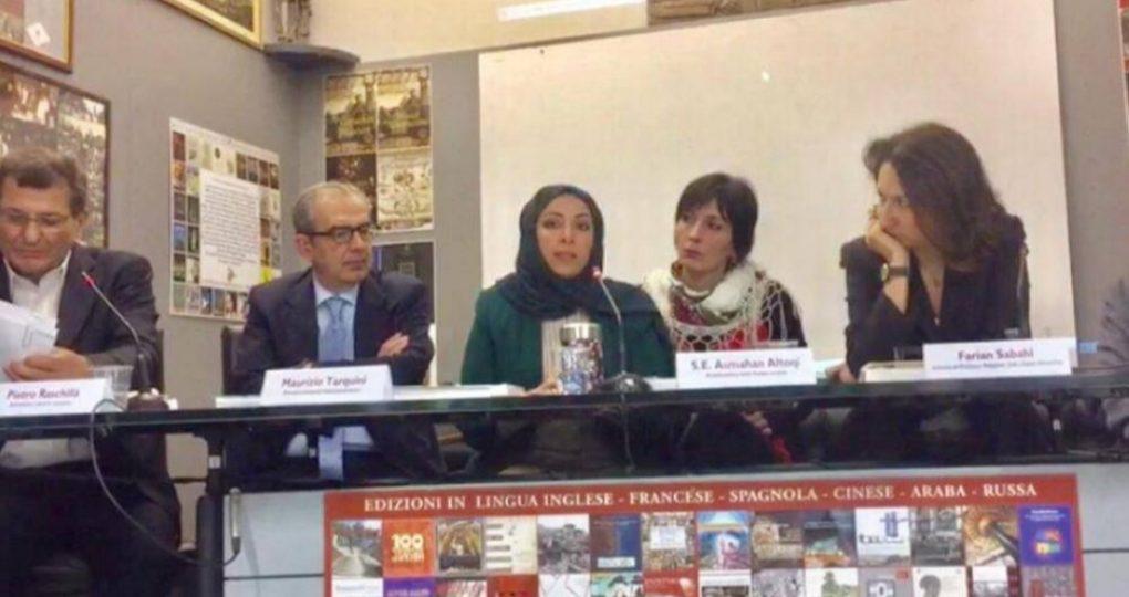 مسؤولة يمنية: رفض وتعنت المليشيات الحوثية لاتفاق ستوكهولم يقلل من فرص السلام