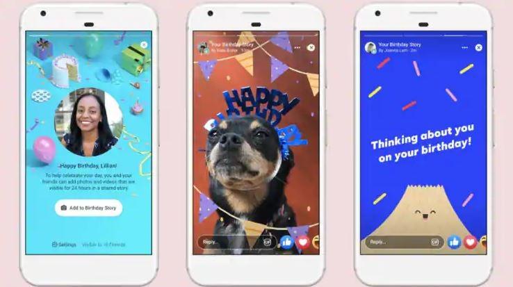"""""""فيسبوك"""" يتيح لك طريقة جديدة للاحتفال بعيد ميلاد أصدقائك"""