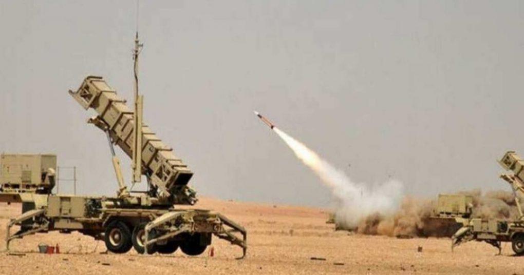 اعتراض صاروخ أطلقه مليشيات الحوثي باتجاه جدة