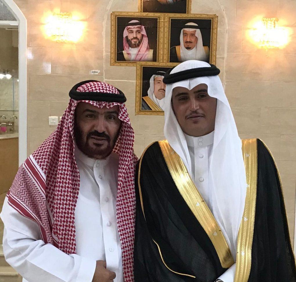 """""""محمد الغامدي"""" يحتفل بزواجه في الباحة"""