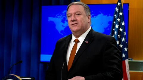 وصول وزير الخارجية الأمريكي جدة في زيارة رسمية