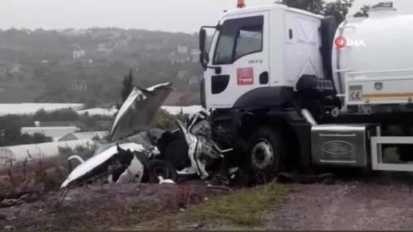 وفاة مواطن وإصـابة زوجته وابنتيه في حـادث مروري مروع بتركيا