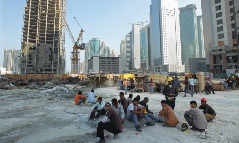 الأمم المتحدة تدعو قطر لتحسين ظروف العمالة